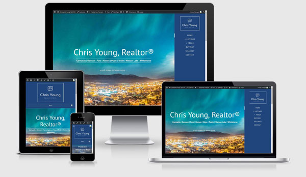 realtor website design canada crea ddf