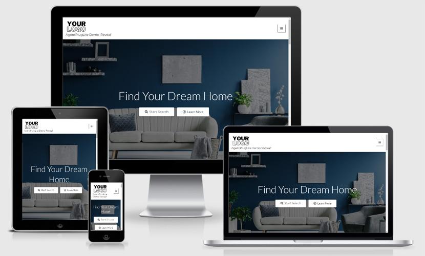 agent plug real estate websites